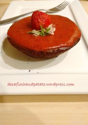 Mini cheesecake, ideal para a hora do chá!