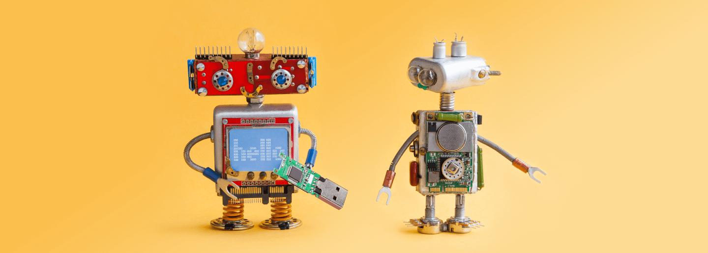 Es equivocado pensar que los robots reemplazarán a los humanos