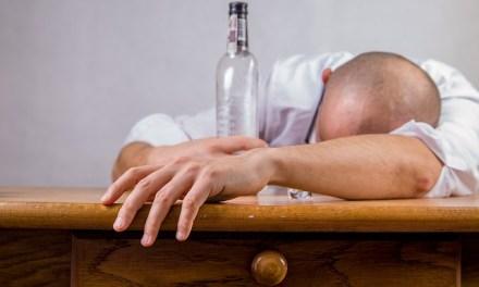 Coqueteando con el alcohol