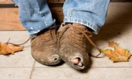 Sentirme en mis zapatos