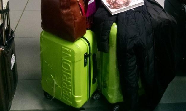 La maleta. Viñetas de viaje, parte 2