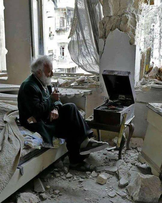 El hombre de Alepo