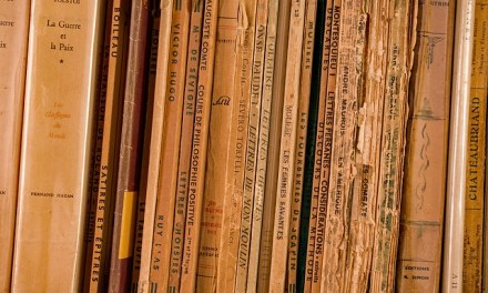 Una librería de viejo