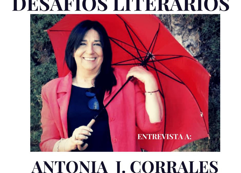 Entrevista a Antonia J. Corrales, por desafiosliterarios