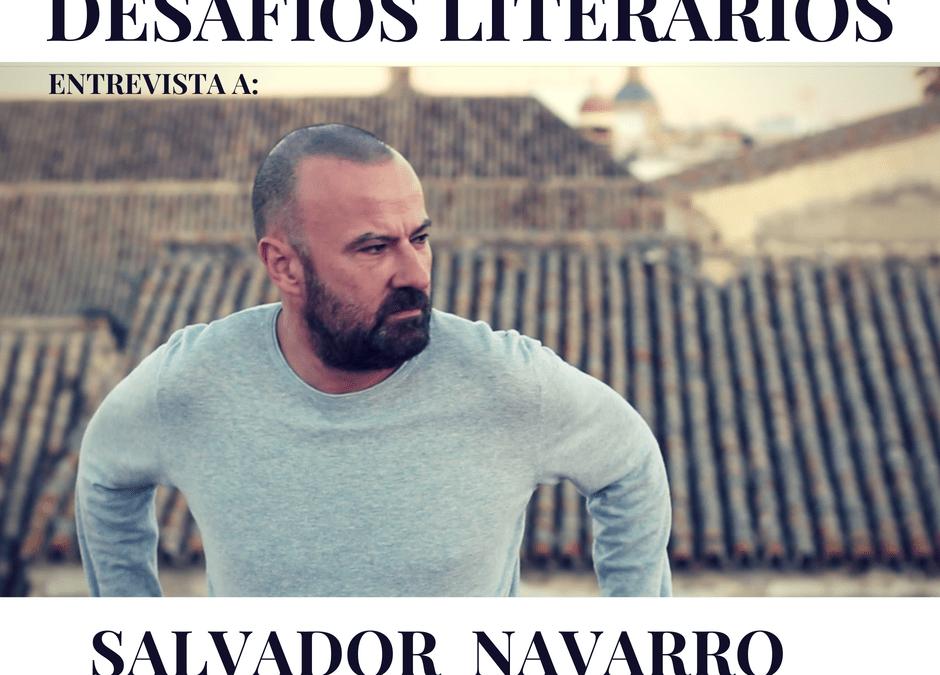 Entrevista a Salvador Navarro