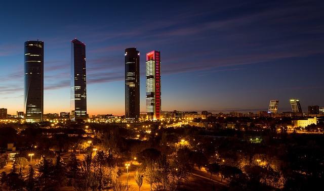 Madrid (basado en un hecho real, o quizás en varios)