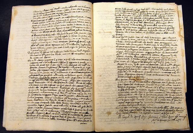 Encontrada por casualidad una carta de Galileo