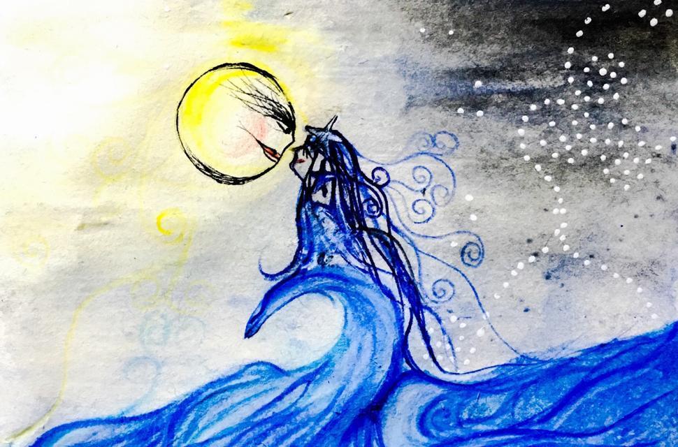 De soles, lunas, amaneceres y crepúsculo