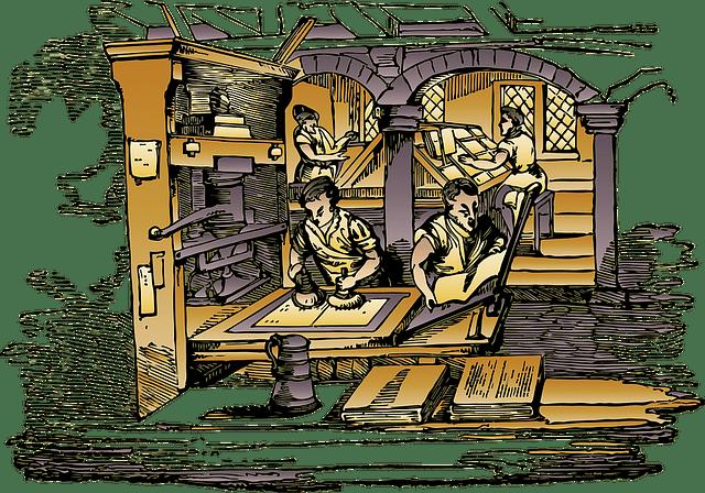 El arte de hacer libros a mano