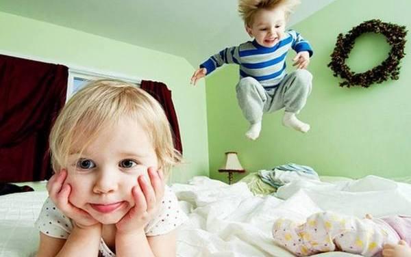 Los niños, los mejores