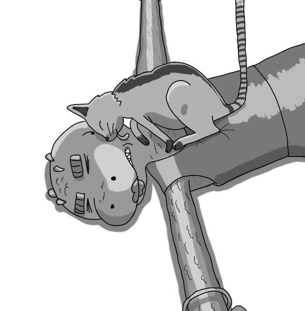 El inspector Tontinus y la nave alienígena. Capítulo 8
