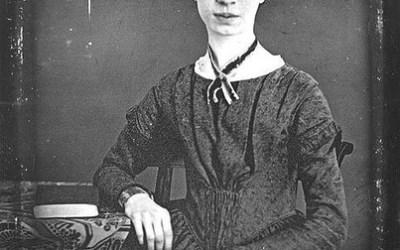 Emily Dickinson, una poeta en su habitación