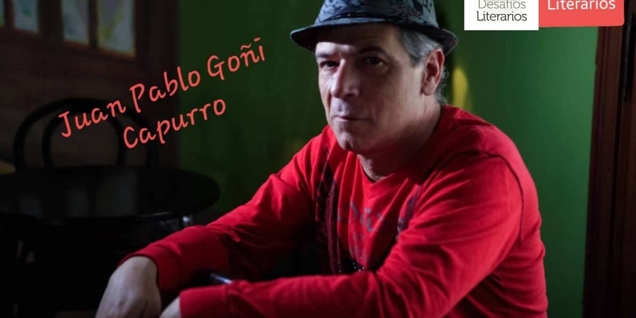 ENTREVISTA  JUAN PABLO GOÑI CAPURRO