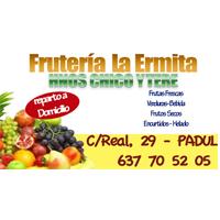 fruteria ermita