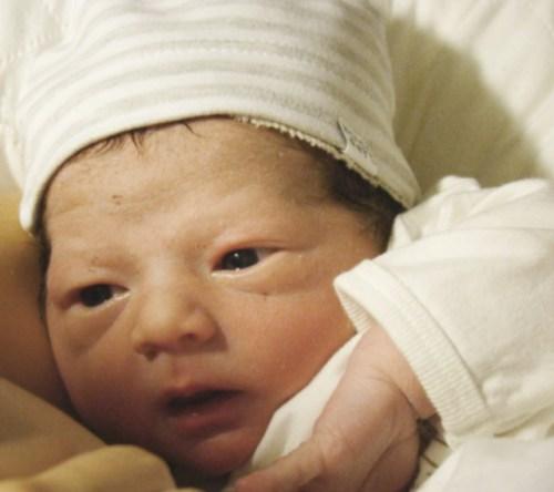 recien nacido primero