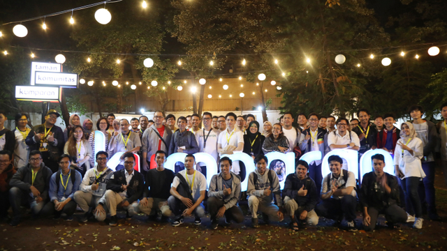 Facebook developer circle jakarta di kumparan