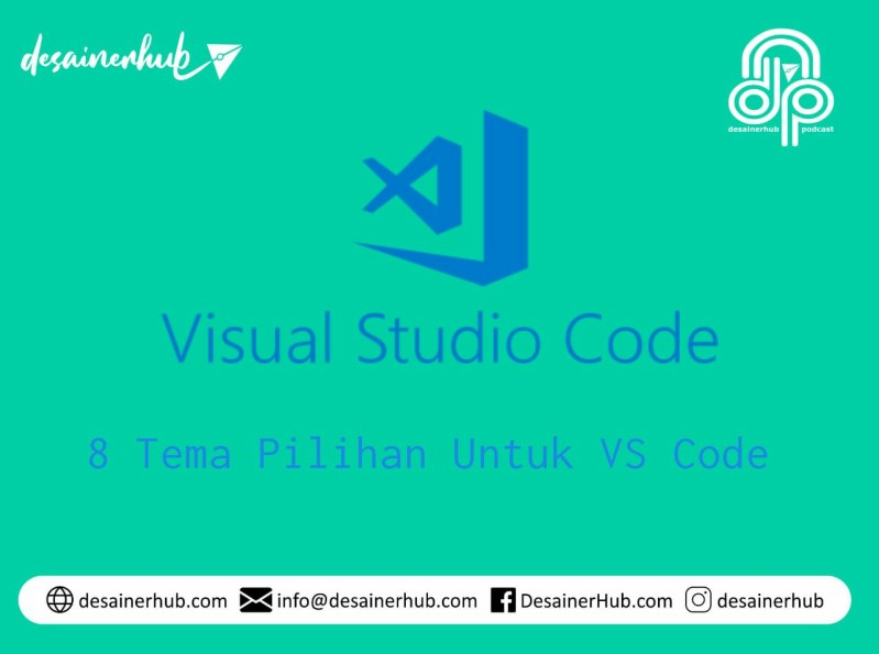 visual studio code theme