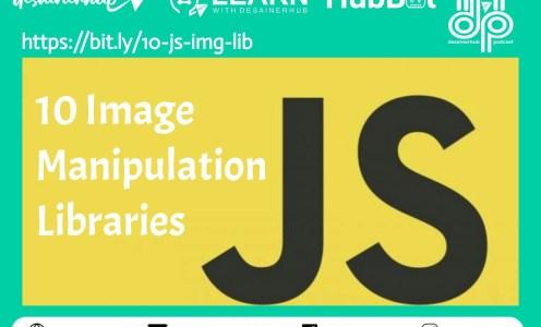 10 Library JavaScript Untuk Manipulasi Gambar