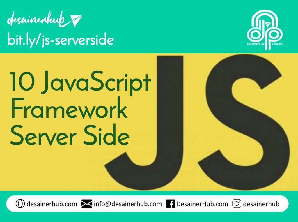10 javascript framework server side