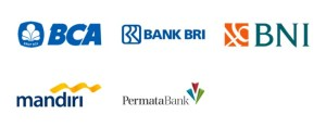 Xendit pembayaran virtual account bank transfer BRI, Mandiri, Permata, BNI, BCA.