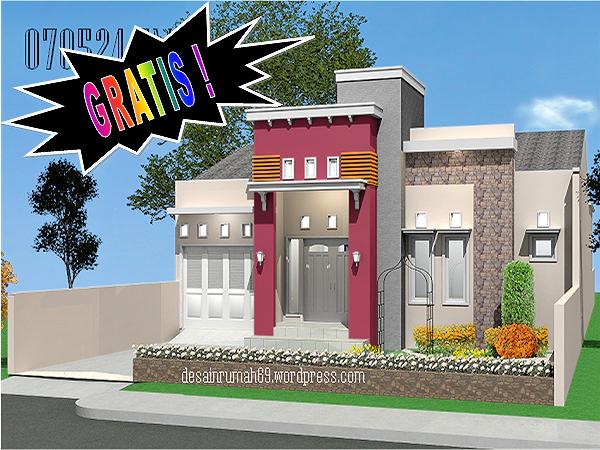 Desain Rumah Minimalis Bermenara Versi Tempat Tinggal Arsitektur