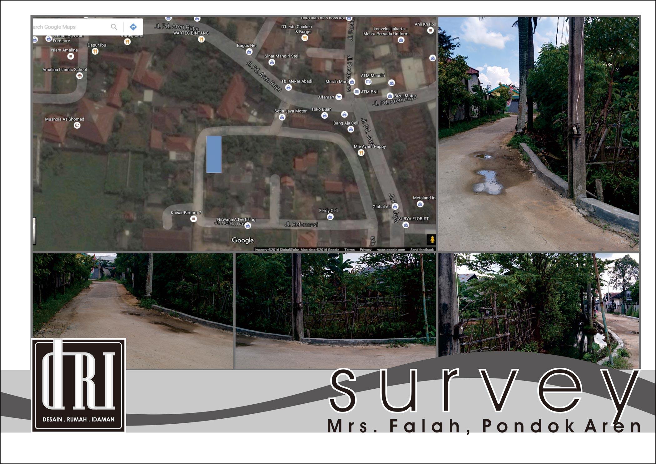 Desain Gambar Dan Denah Rumah Dan Klinik Di Jakarta Selatan