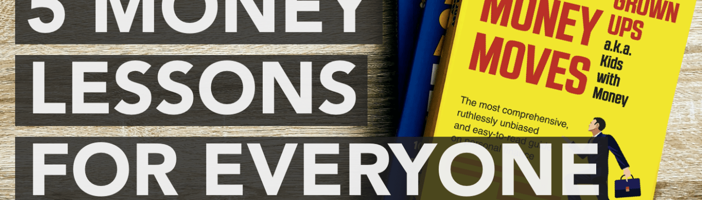 5 Money Lessons for Everyone - Rules Fpr Financial Health