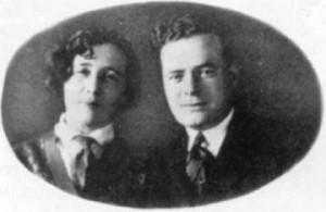Masha Bruskina parents