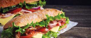 Lunchen Nijverdal Broodjes