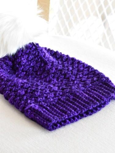 The Giving Beanie Crochet Pattern
