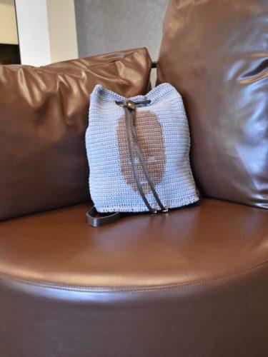 NÈG ENKONI Backpack Crochet Pattern