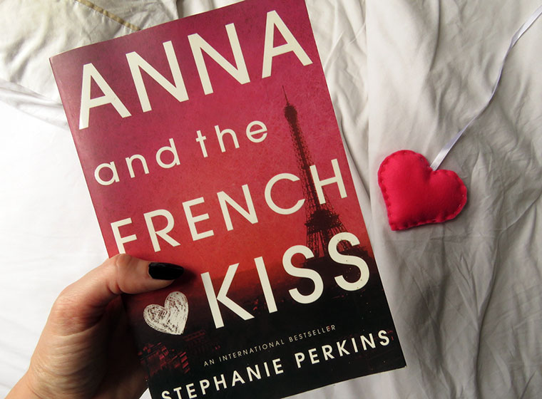 anna e o beijo francês