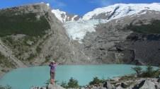 Glacier Huemul