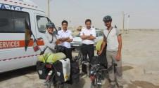 L'equipe du SAMU local