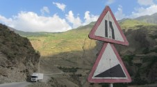Attention danger!