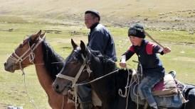 Bergers éleveurs nomades