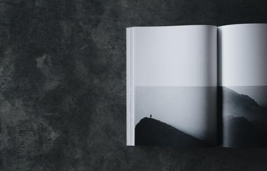 le bruit des lames, livre auto-édité, Pascal Aubrit