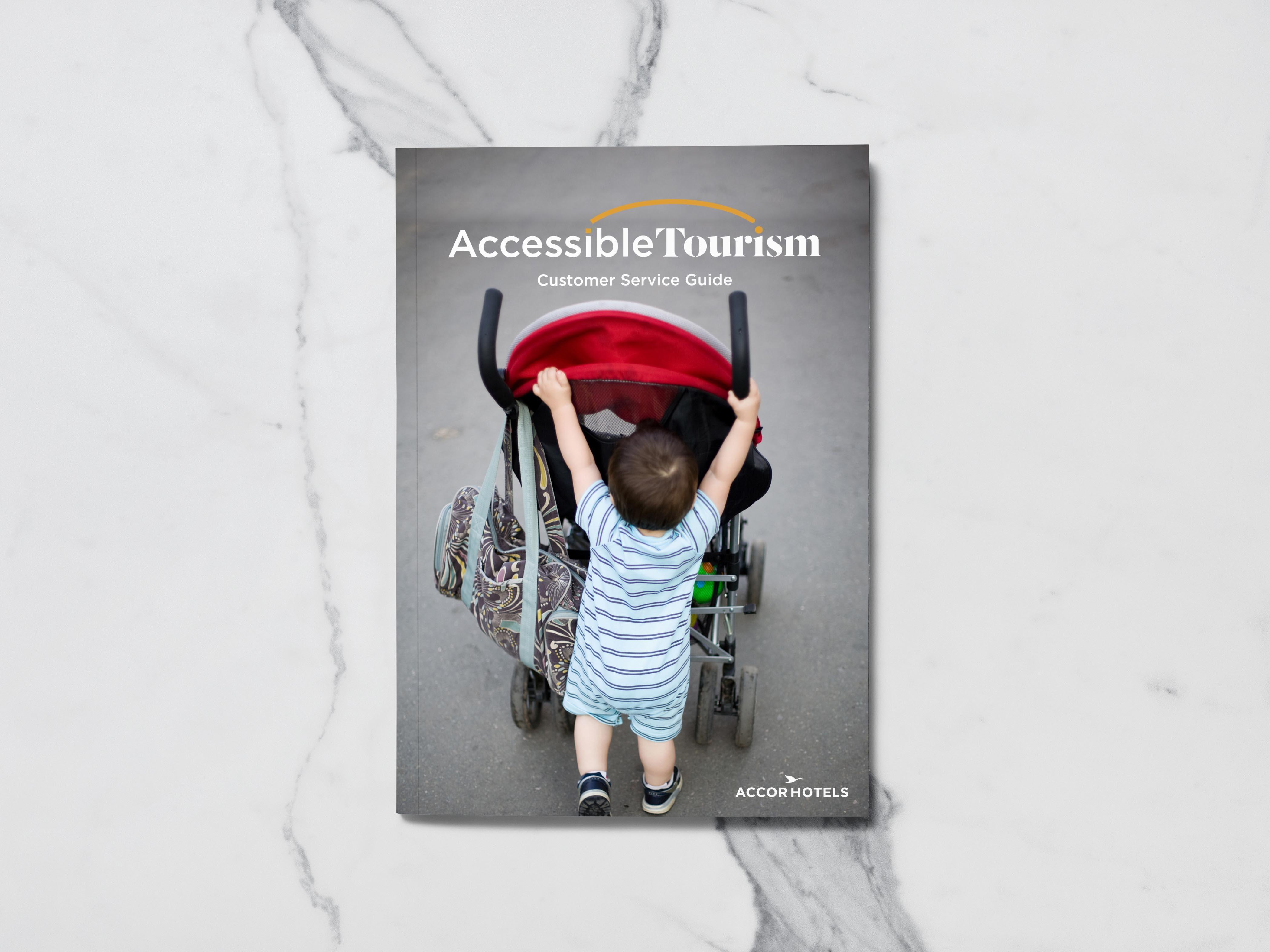 Accessible Tour - Magazine MockUp