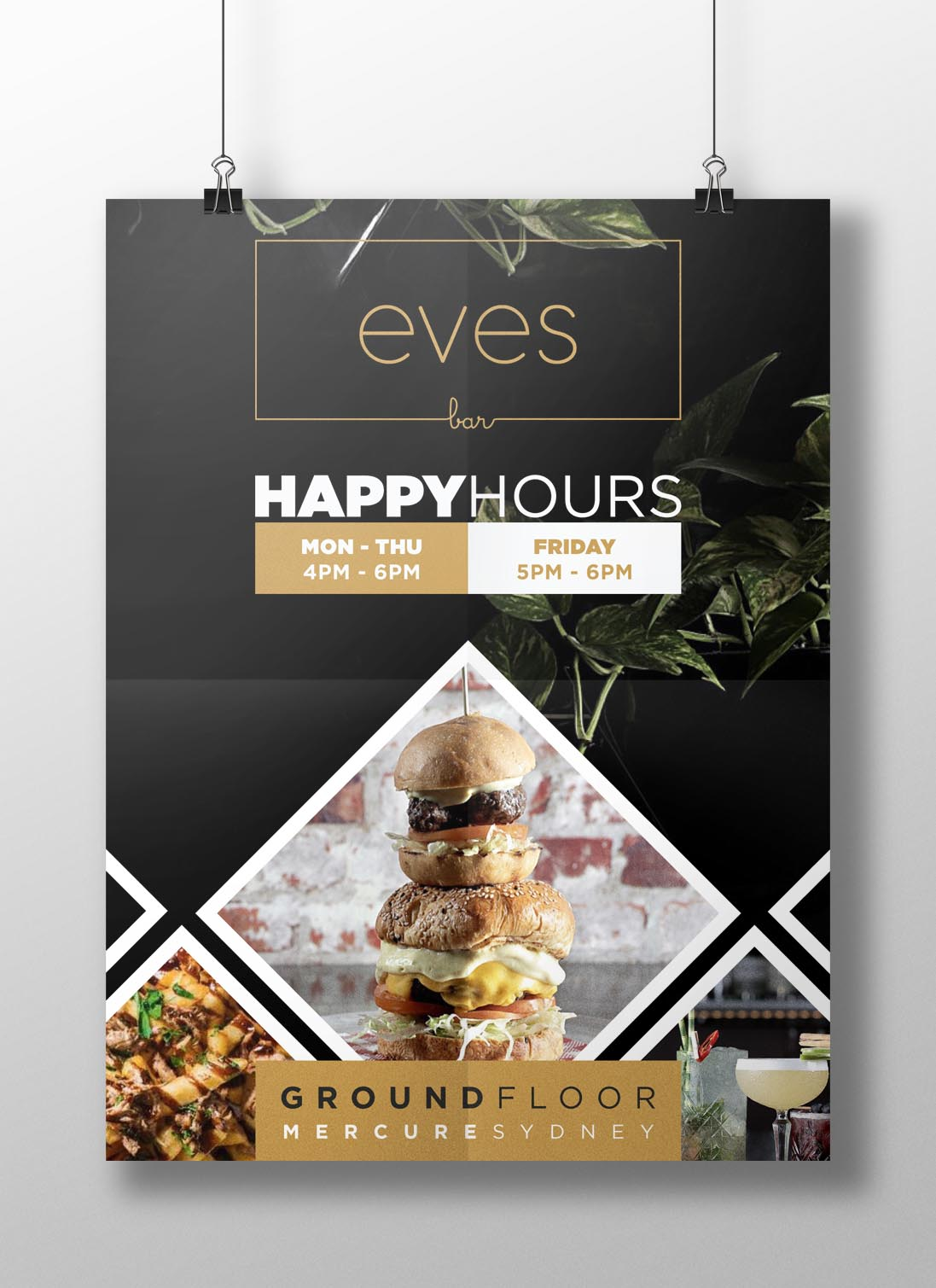 Eve's Bar Happy Hour