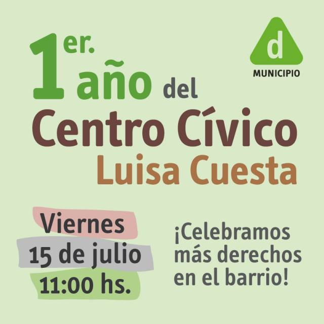 15.07 Centro Cívico Luisa Cuesta WEB