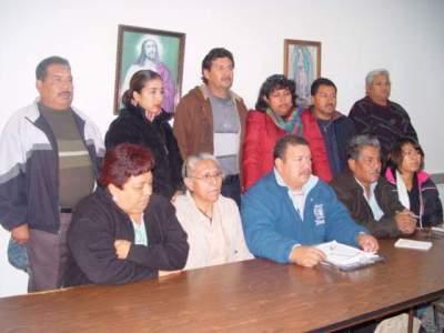 19 de diciembre del 2009: En rueda de prensa denuncian públicamente la desaparición de 21 personas