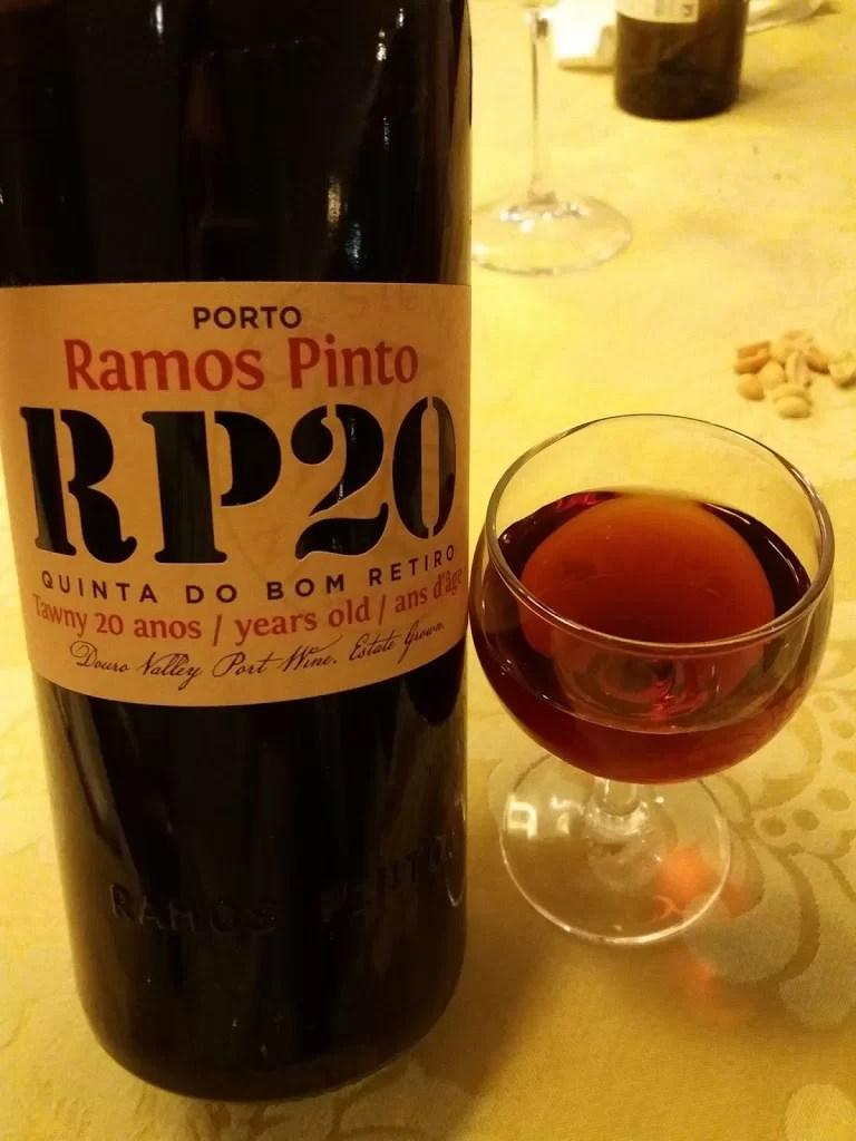 Ramos Pinto Quinta do Bom Retiro 20 anos Porto