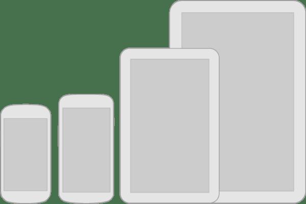 dispositivos y pantallas