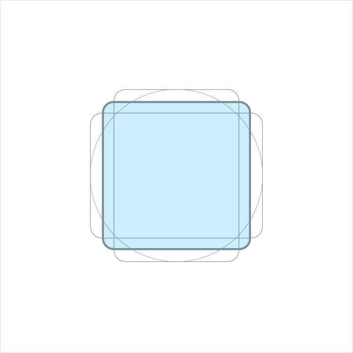 icon material design logo