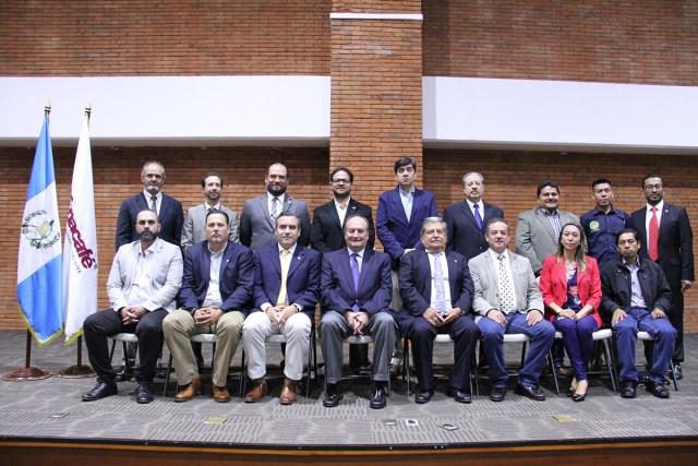 Bernardo Solano Álvarez asume como Presidente de Anacafé y Sergio Aycinena Lainfiesta, como Vicepresidente