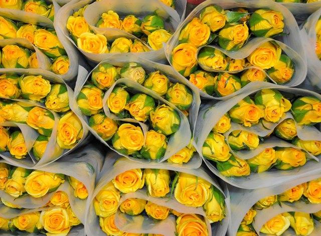 Guatemala llena de flores tiendas de Estados Unidos, Centroamérica y Europa