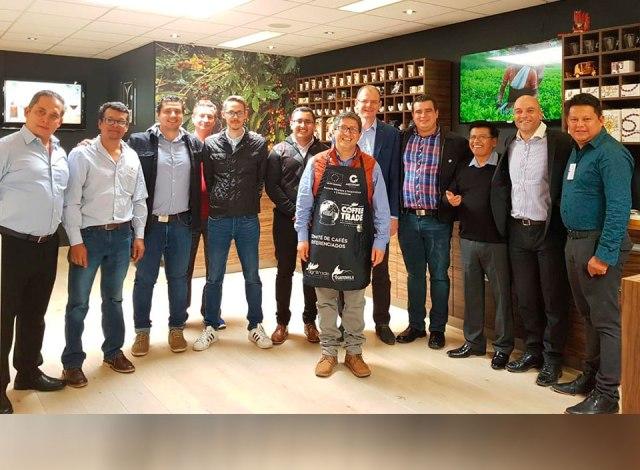 Compradores de Holanda y Alemania interesados en los cafés diferenciados de Guatemala