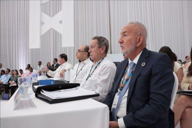 Vinicio Cerezo llama a más integración frente a migración y cambio climático en Cumbre Tuxtla