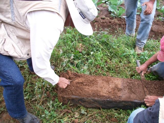 Avanzan estudios de suelos para la producción agrícola