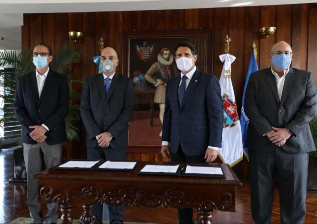 """El sector de Contact Center & BPO de AGEXPORT se suma al proyecto de la Municipalidad de Guatemala para brindar apoyo en el """"Centro de llamadas integral por COVID-19"""""""